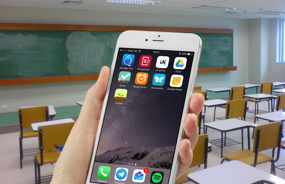What Do The School Apps Help The Students With?