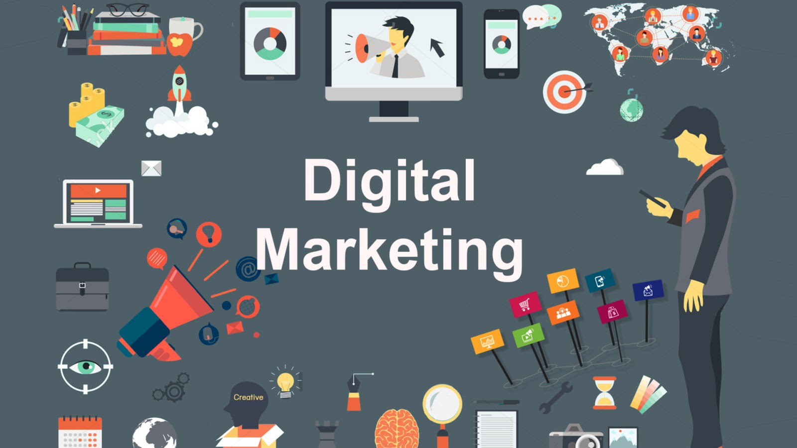 Work With A Digital Marketing Agency For Obtaining A Useful Strategy